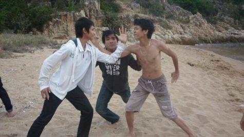 the thao duong pho chau viet son 4