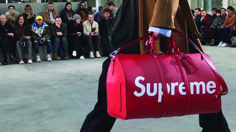 Thương hiệu Supreme chia cổ phần khiến fan không khỏi bất ngờ