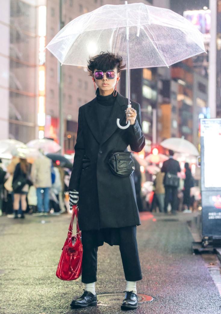 Thoi trang duong pho cuc chat tai Tokyo Fashion Week Xuan He 2018