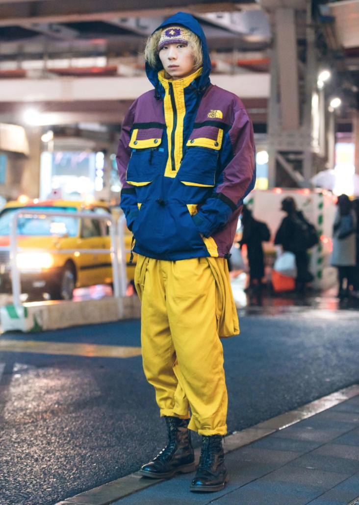 Thoi trang duong pho cuc chat tai Tokyo Fashion Week Xuan He 201810