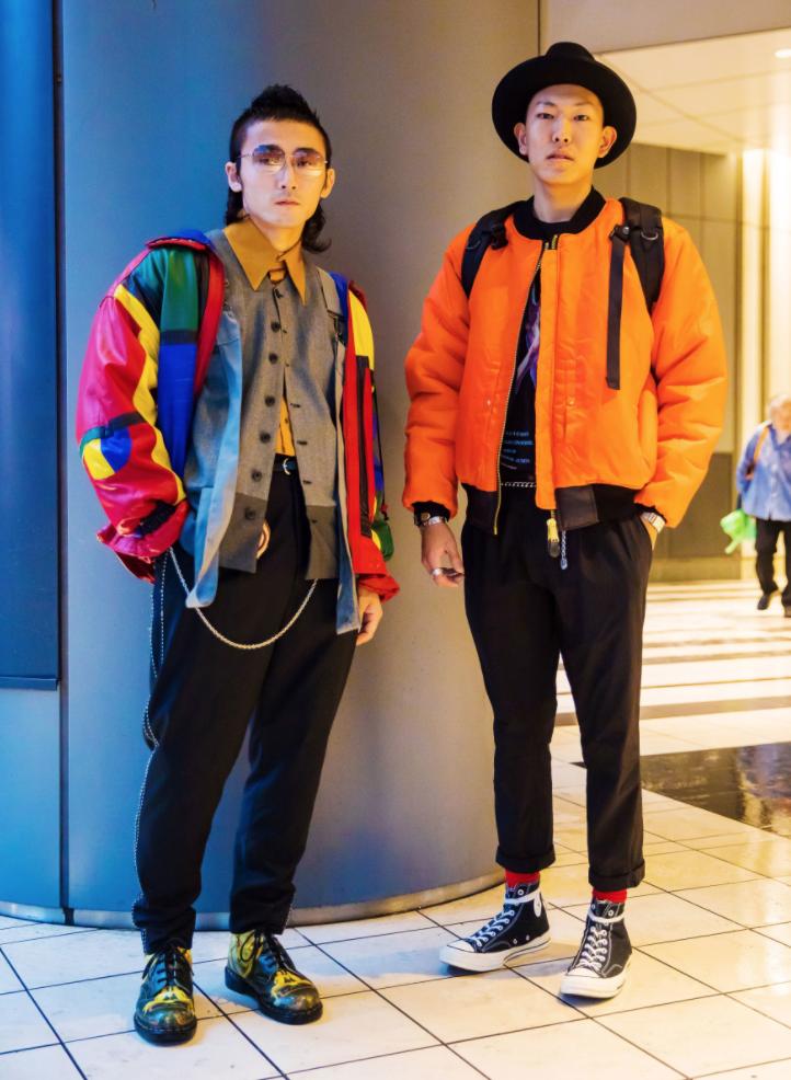 Thoi trang duong pho cuc chat tai Tokyo Fashion Week Xuan He 201812