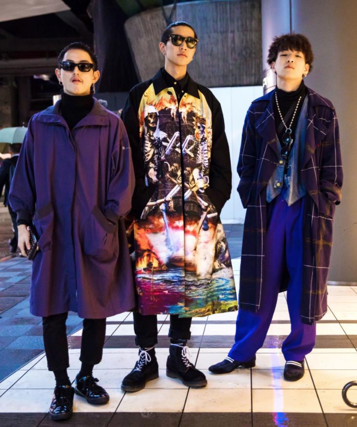Thoi trang duong pho cuc chat tai Tokyo Fashion Week Xuan He 201813