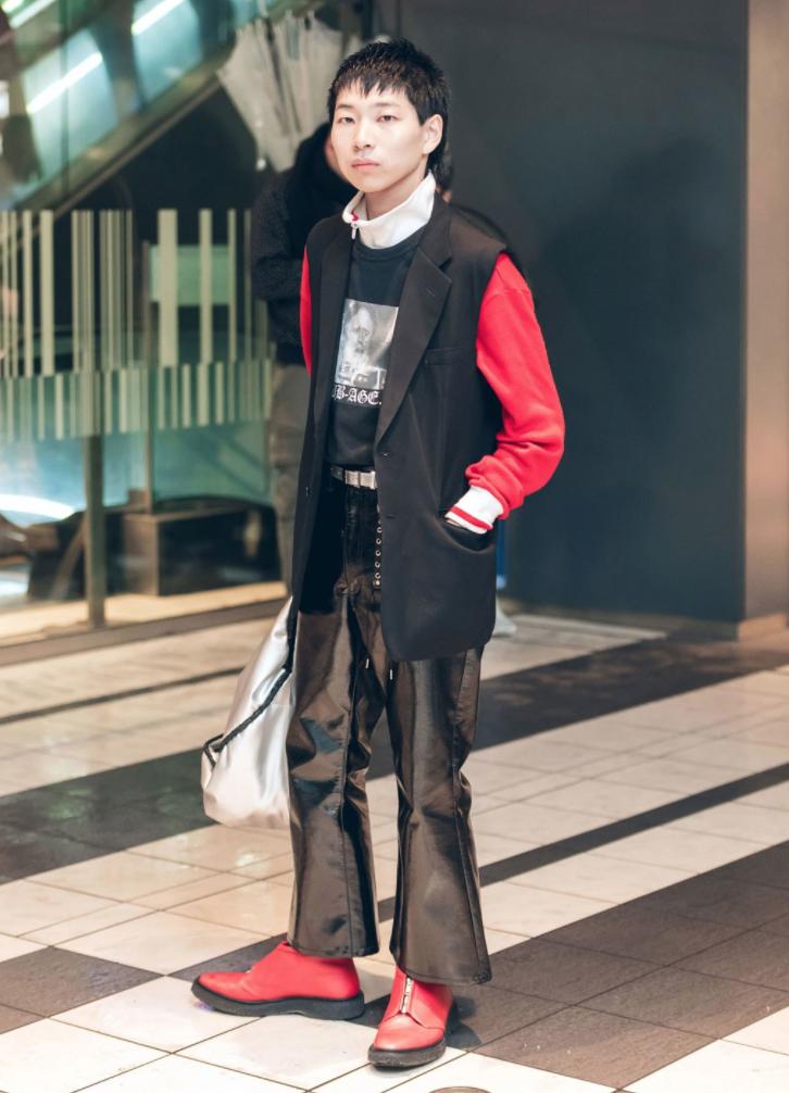 Thoi trang duong pho cuc chat tai Tokyo Fashion Week Xuan He 201815