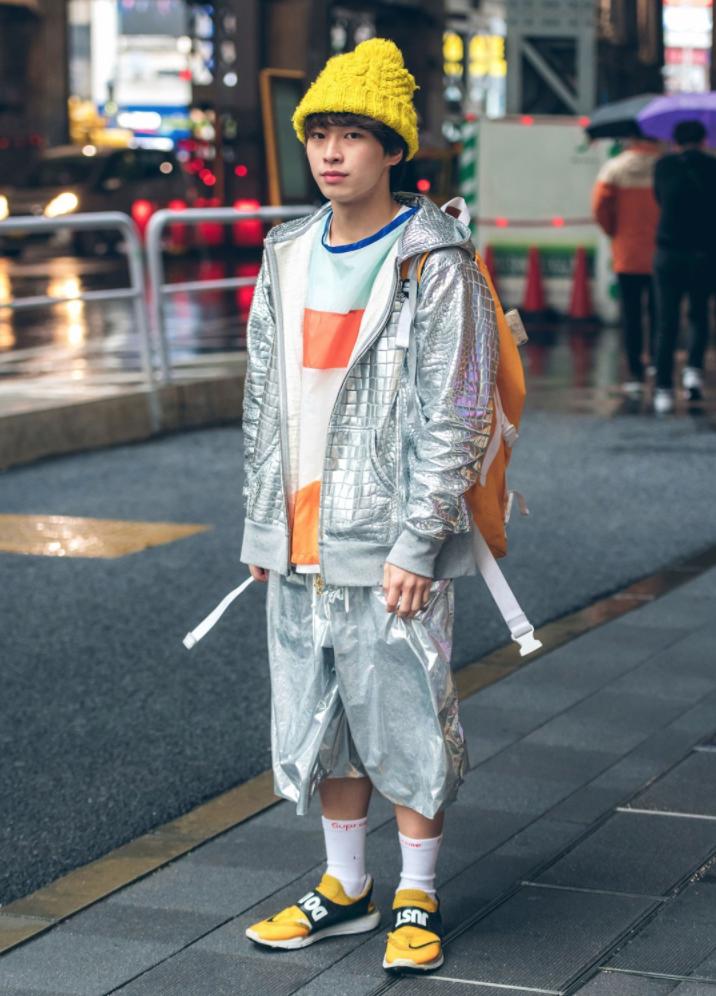 Thoi trang duong pho cuc chat tai Tokyo Fashion Week Xuan He 201818
