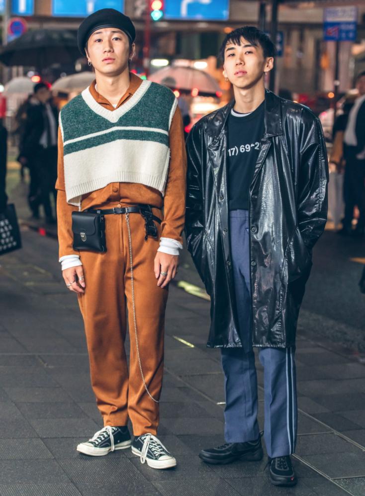 Thoi trang duong pho cuc chat tai Tokyo Fashion Week Xuan He 201821