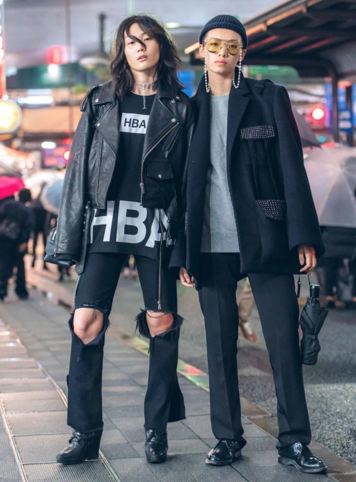 Thoi trang duong pho cuc chat tai Tokyo Fashion Week Xuan He 201822