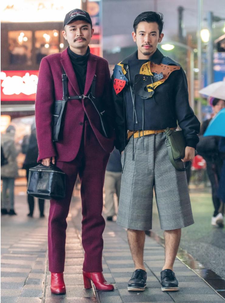 Thoi trang duong pho cuc chat tai Tokyo Fashion Week Xuan He 201823