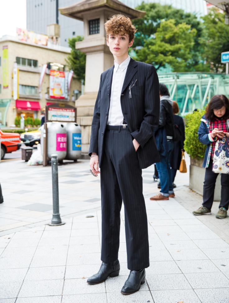Thoi trang duong pho cuc chat tai Tokyo Fashion Week Xuan He 201827