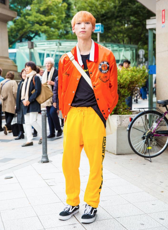 Thoi trang duong pho cuc chat tai Tokyo Fashion Week Xuan He 201832