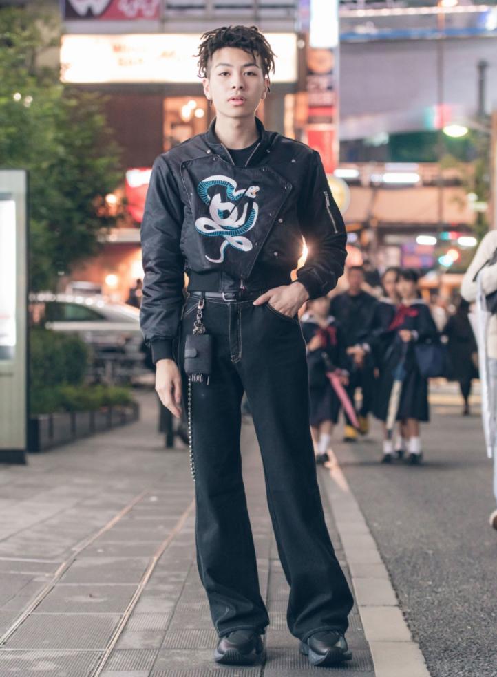 Thoi trang duong pho cuc chat tai Tokyo Fashion Week Xuan He 201835