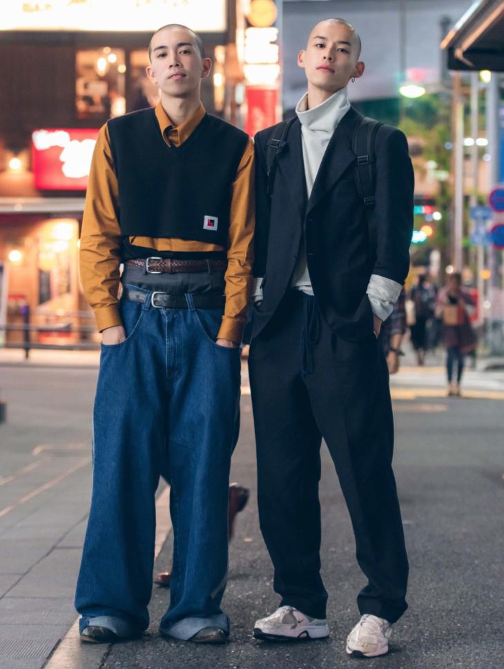 Thoi trang duong pho cuc chat tai Tokyo Fashion Week Xuan He 201841