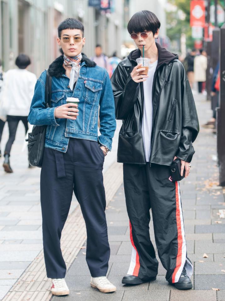 Thoi trang duong pho cuc chat tai Tokyo Fashion Week Xuan He 201842