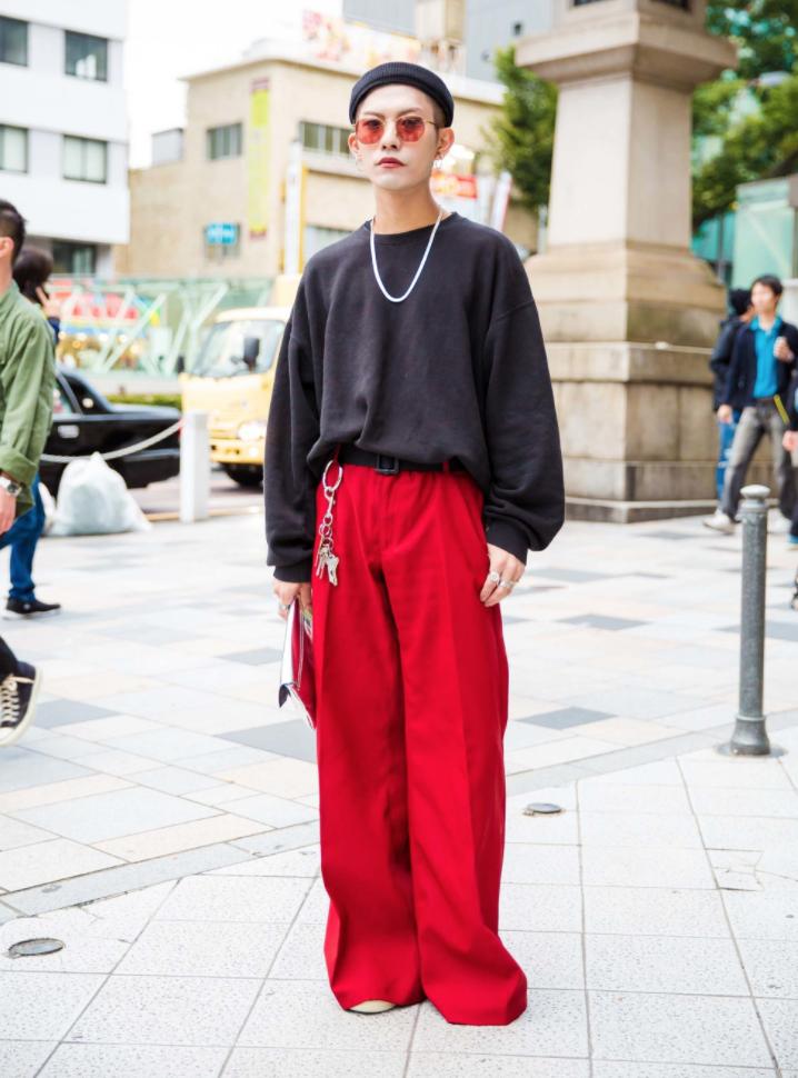 Thoi trang duong pho cuc chat tai Tokyo Fashion Week Xuan He 201843