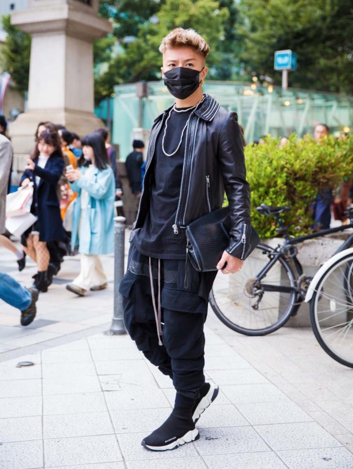 Thoi trang duong pho cuc chat tai Tokyo Fashion Week Xuan He 201844