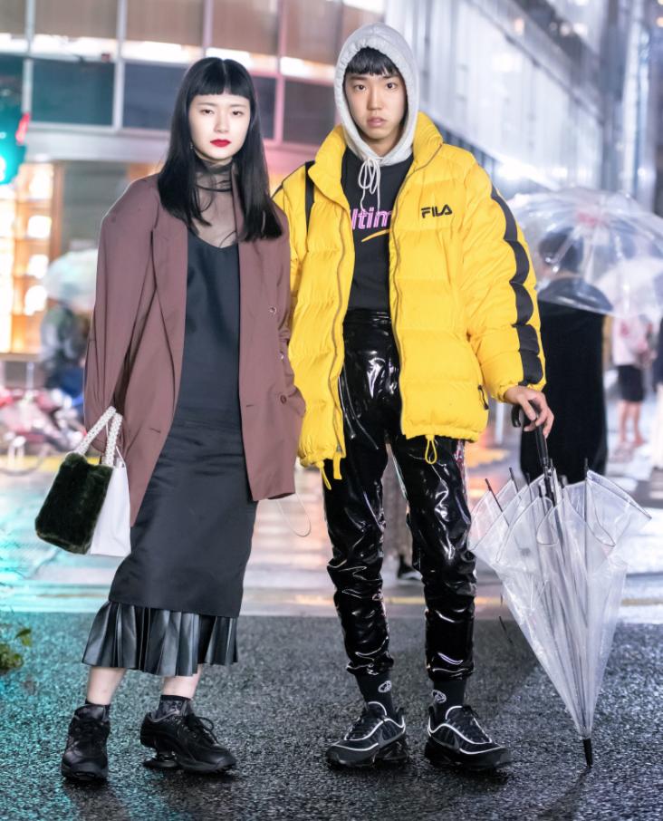 Thoi trang duong pho cuc chat tai Tokyo Fashion Week Xuan He 20185