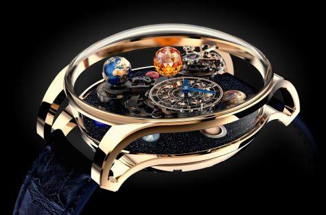 Chiêm ngưỡng 7 tuyệt phẩm đồng hồ skeleton mới nhất
