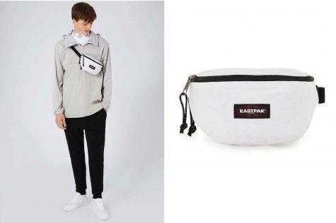 EASTPAK White Bum Bag £22.00