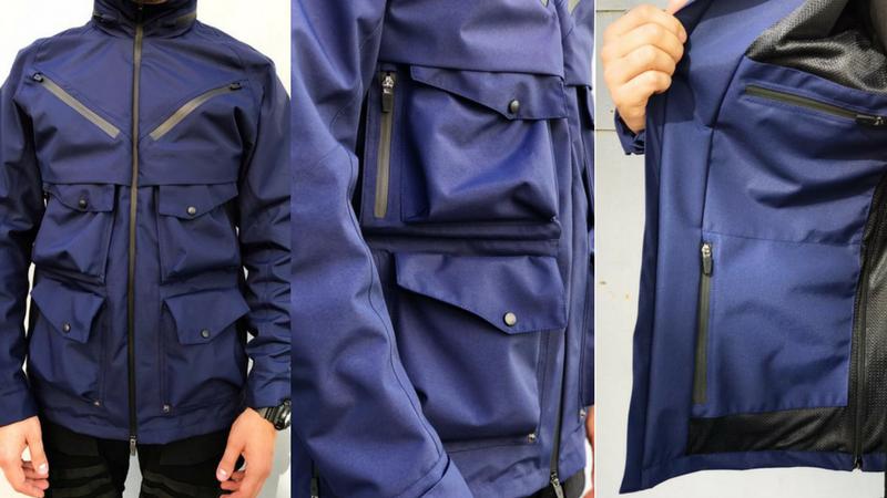 Tạo phong cách thời trang urban techwear với 5 thương hiệu bình dân- elle man13