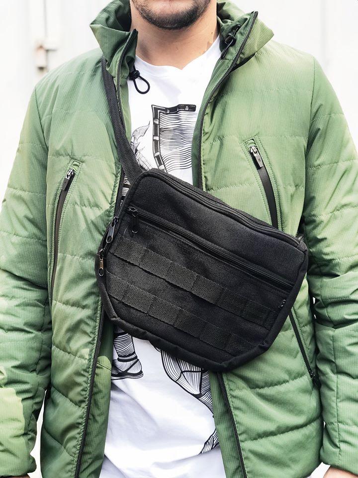 Tạo phong cách thời trang urban techwear với 5 thương hiệu bình dân- elle man19