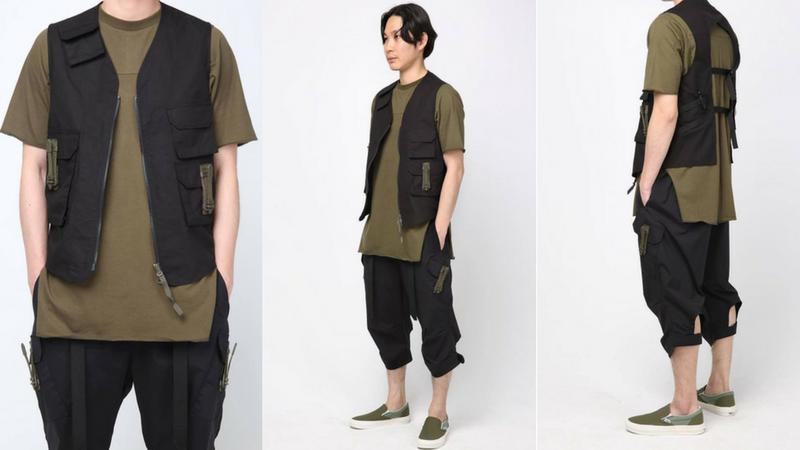 Tạo phong cách thời trang urban techwear với 5 thương hiệu bình dân- elle man21