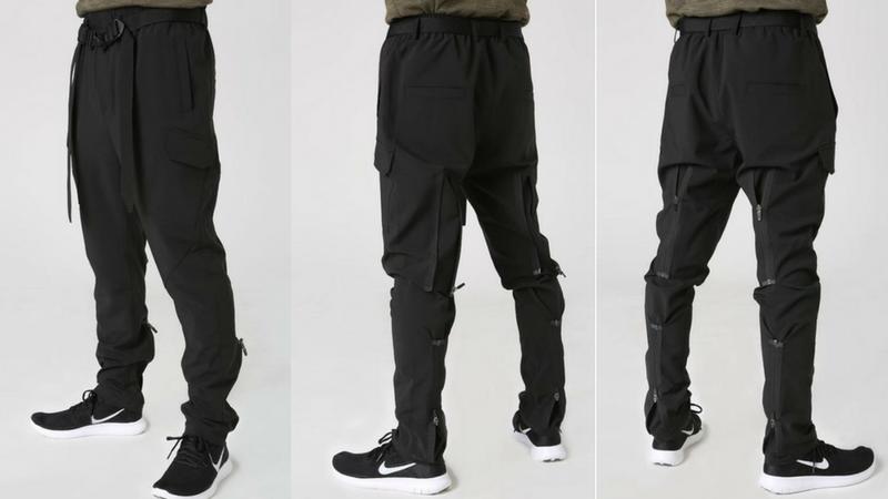Tạo phong cách thời trang urban techwear với 5 thương hiệu bình dân- elle man23