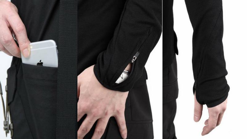 Tạo phong cách thời trang urban techwear với 5 thương hiệu bình dân- elle man24