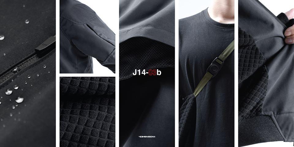 Tạo phong cách thời trang urban techwear với 5 thương hiệu bình dân- elle man45