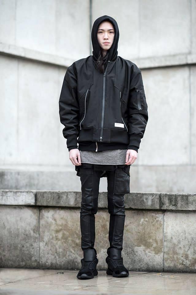 Tạo phong cách thời trang urban techwear với 5 thương hiệu bình dân- elle man47