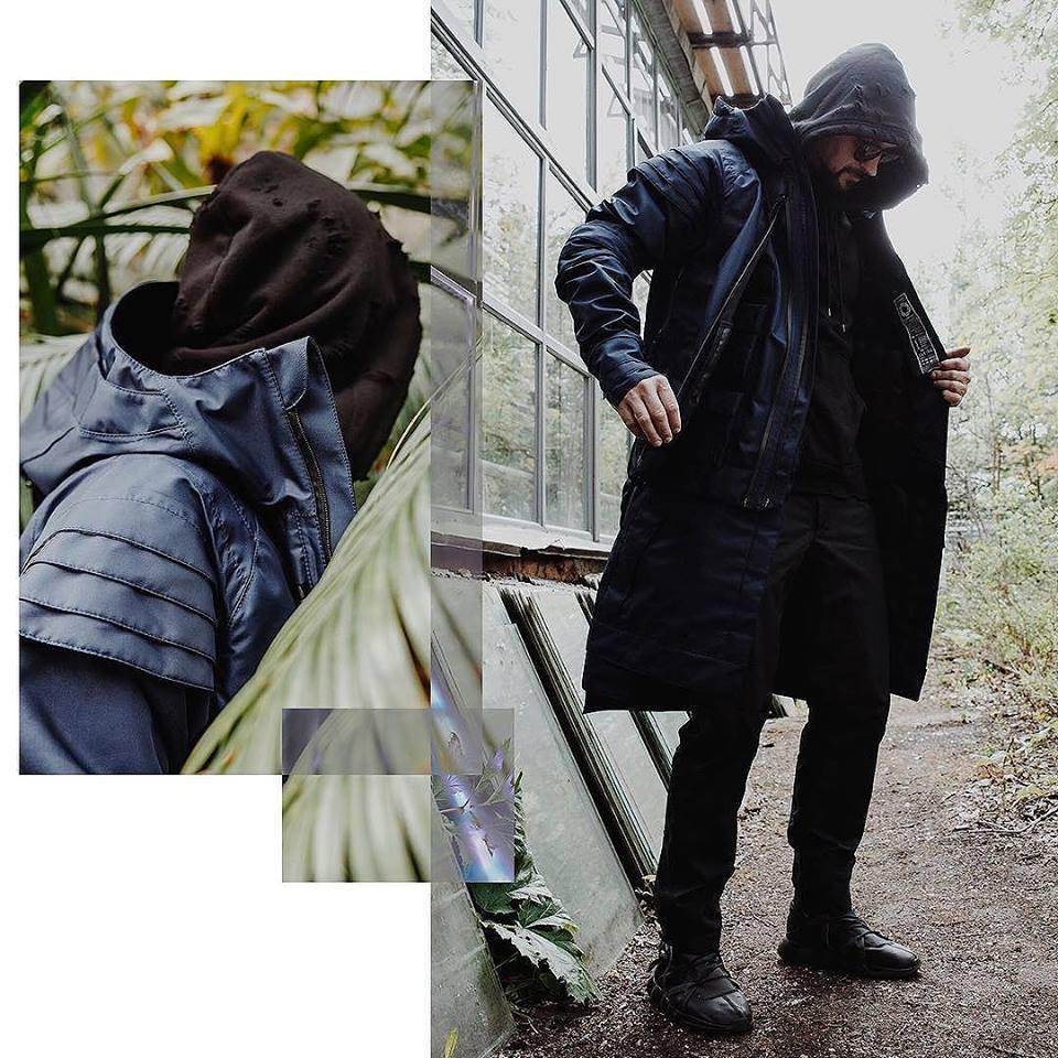 Tạo phong cách thời trang urban techwear với 5 thương hiệu bình dân- elle man7