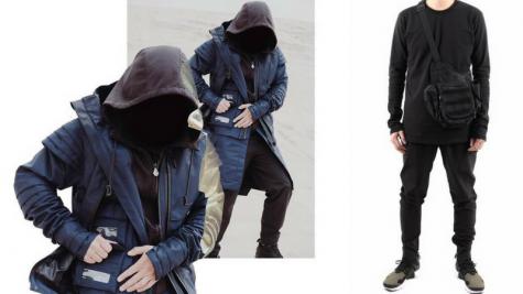 Tạo phong cách thời trang urban techwear với 5 thương hiệu tầm trung