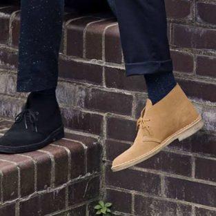 Giày Chukka và 5 lý do khiến mọi chàng trai muốn sở hữu