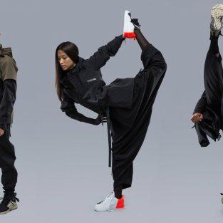 """4 """"đầu tàu"""" trong xu hướng thời trang Urban Techwear"""