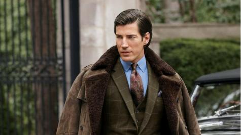 9 kiểu áo khoác nam kinh điển trong phong cách ngày Đông