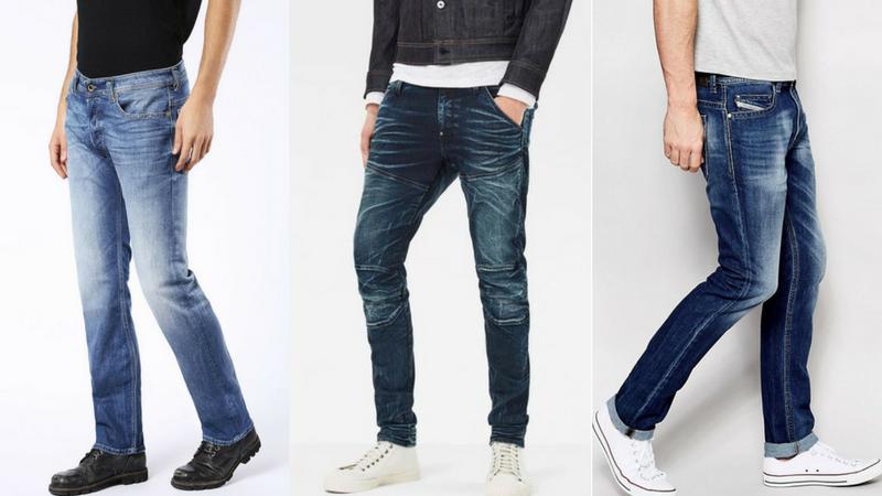 quan jeans nam elle man normal jeans