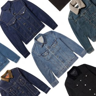ELLE Man Style Calendar: Tạo điểm nhấn mùa Thu cùng áo khoác denim