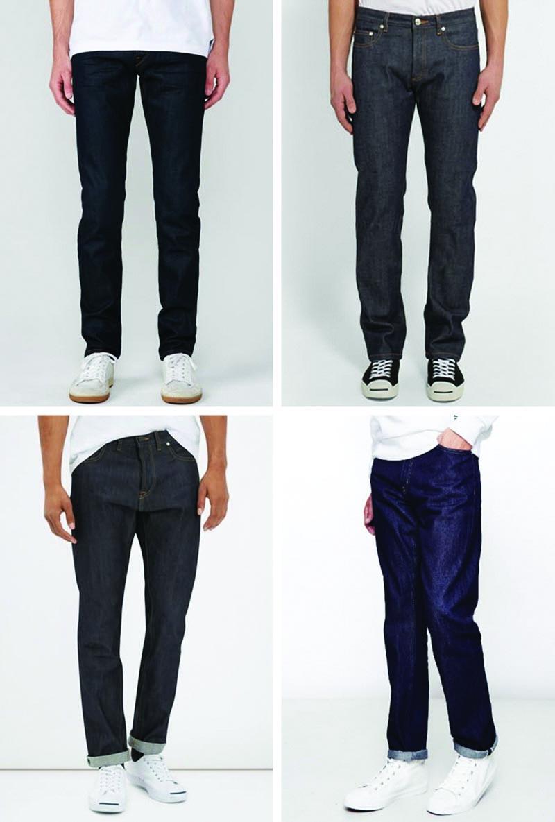 Mách nước chàng chọn Jeans