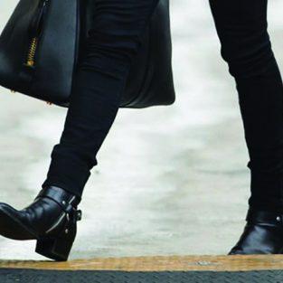 Giày cao gót nam: Sự trở lại của những quý ông đỏm dáng?