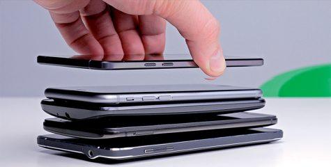 Xu hướng điện thoại smartphone: Khi viền siêu mỏng lên ngôi