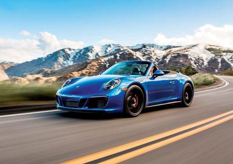 Xe Porsche - Ma lực quyến rũ đàn ông đích thực
