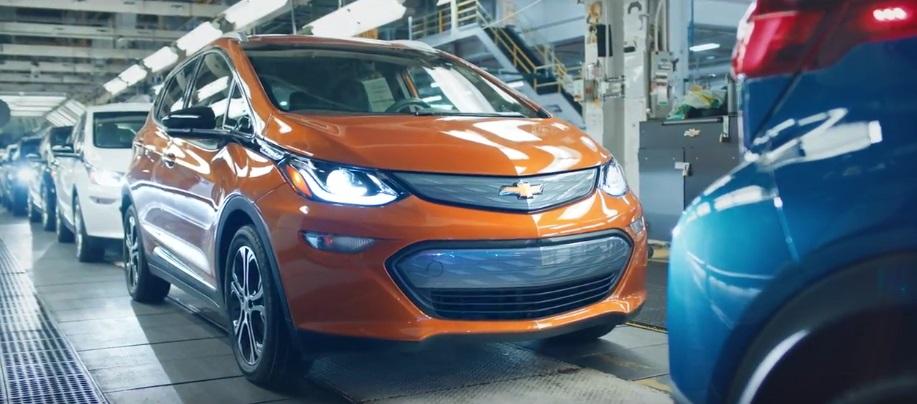 Xe Hi In Chevrolet Vt Mt Tesla Trong Thng 102017 Elle Man