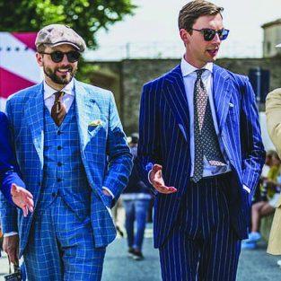 Trọn bộ bí kíp phối suit nam cùng cà vạt và áo sơ mi