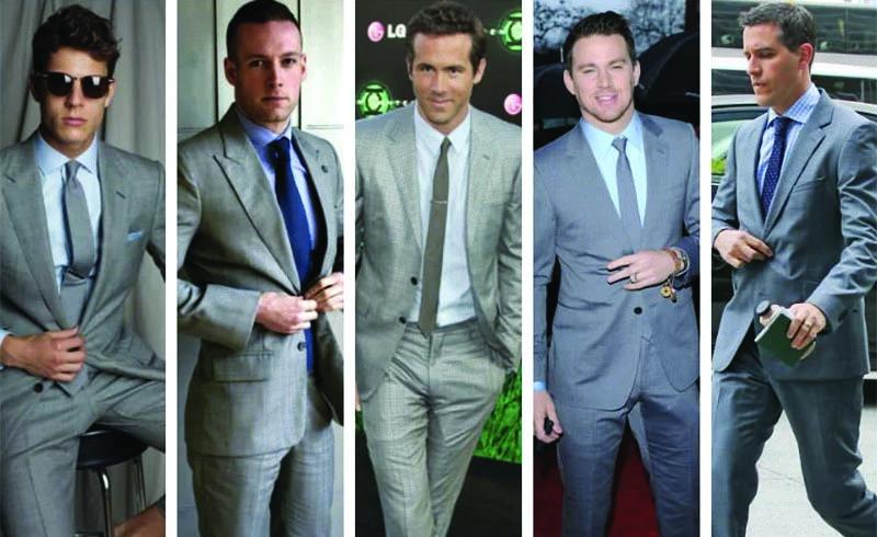 Trọn bộ bí kíp phối hợp suit nam hoàn chỉnh cùng cà vạt và áo sơ mi