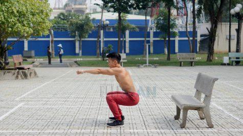 bai tap squat dung cach cung chau viet son - elle man