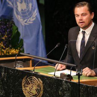 Leonardo DiCaprio - Vị Đại sứ hòa bình của Oscar