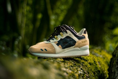 giay the thao dep thang 11 - ASICS x Woei GEL-Lyte III - elle man 1
