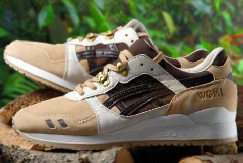 giay the thao dep thang 11 - ASICS x Woei GEL-Lyte III - elle man 2