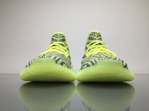 giay the thao dep thang 11 - adidas YEEZY BOOST 350 V2 Semi Frozen Yellow - elle man 2