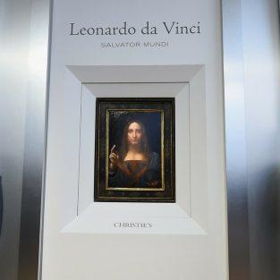 Đấng Cứu Thế của Leonardo da Vinci, bức tranh đắt giá nhất mọi thời đại