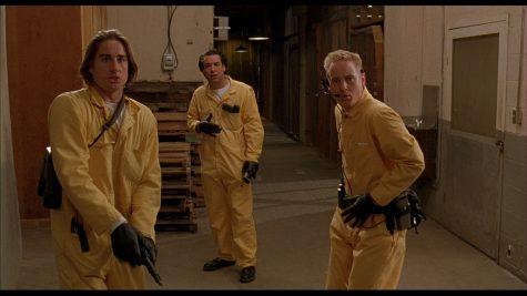 Owen Wilson cùng bạn diễn trong phim Bottle rocket