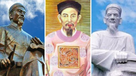 3 thầy giáo vĩ đại nhất lịch sử Việt Nam